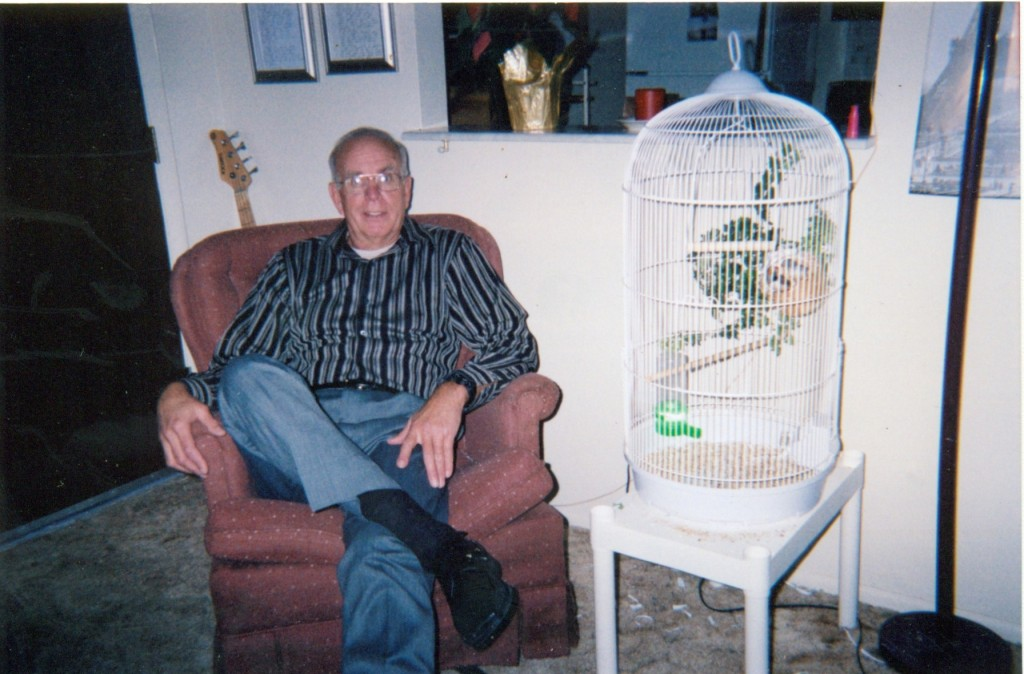 My former apartment in Saint Charles Missouri US.