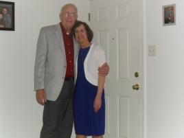Norman and Selma's Wedding,, Saint Charles Missouri. April 2, 2012