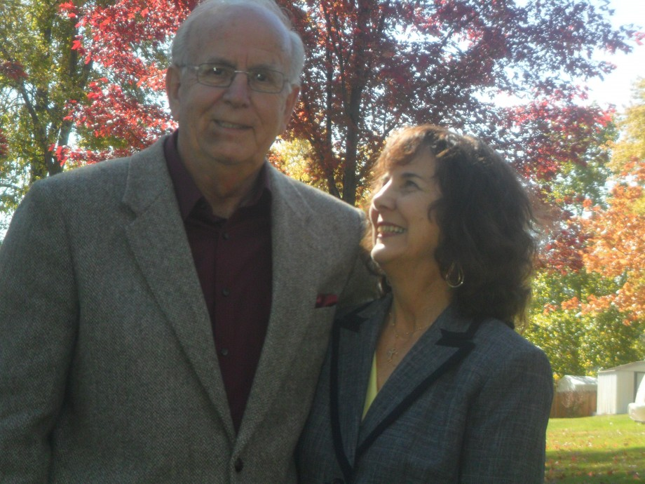 Protestant Christian Missionaries Norman and Selma Oetker 2014 Our home Saint Charles Missouri U.S.