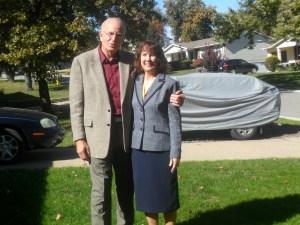 Norman & Selma Oetker Protestant ntseeg cov tub txib