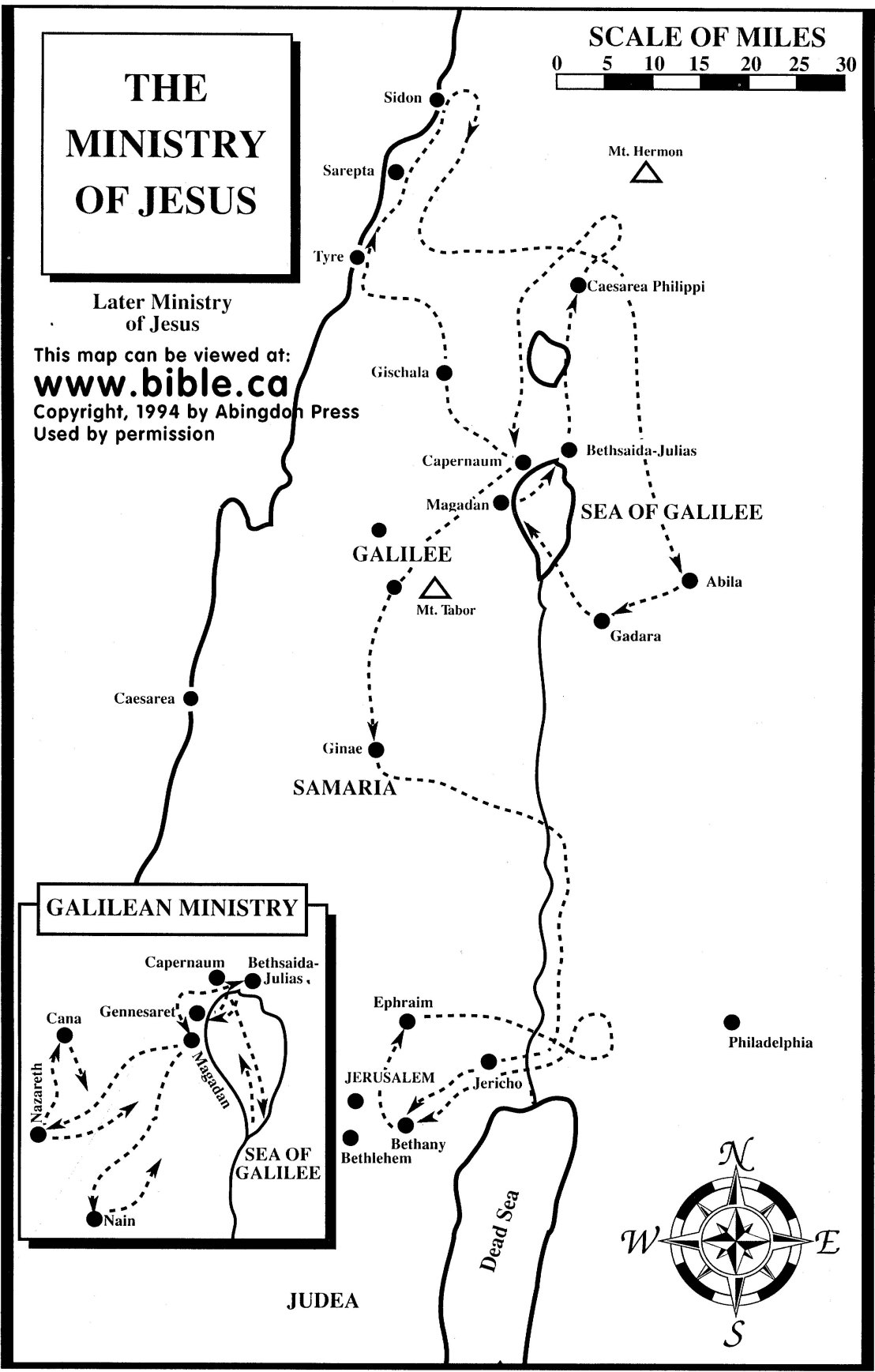 maps-ministry-of-jesus