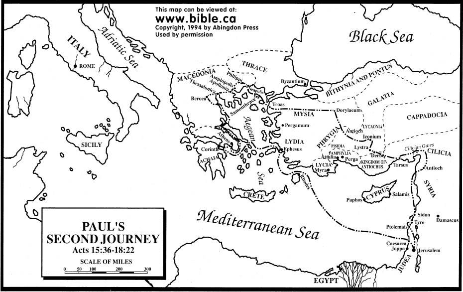 maps-pauls-second-journey