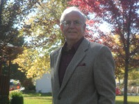 Missionary Norman Oetker November 2013 at our home in Saint Charles Missouri US.
