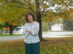 Missionary Selma Oetker November 2013 at our home in Saint Charles Missouri US.