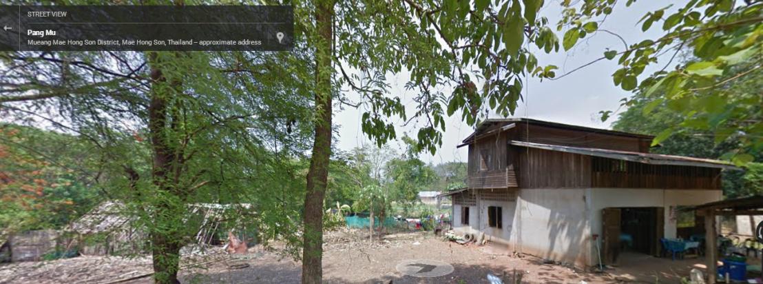 Mission Teak House #3 on outskirts of MaeHongSon Thailand