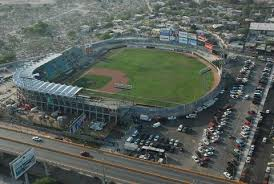 Reynosa Mexico Stadium, Hmong, Norman and Selma Oetker, Protestant Christian Missionaries. March 2014