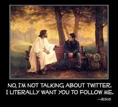 Deny Self, Take Up Cross Daily Of Self Denial And Follow Jesus