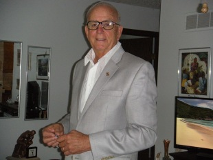 Norman Oetker July 2015, Protestant Christian Missionary, Saint Charles Missouri U.S.